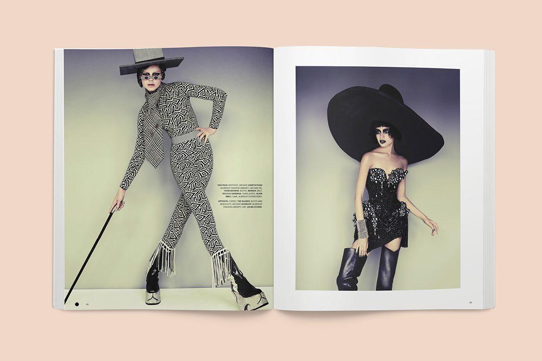 Direction artistique et design par Elena Miska