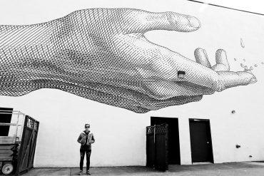 Street-art et dessins par Olivia Knapp