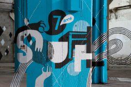 Illustration et peinture murale par Small Studio