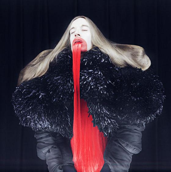 Surrealist photography by Sylwana Zybura aka Madame Peripetie
