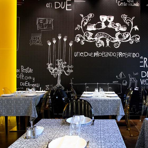 Wall design by Dani Sanchis