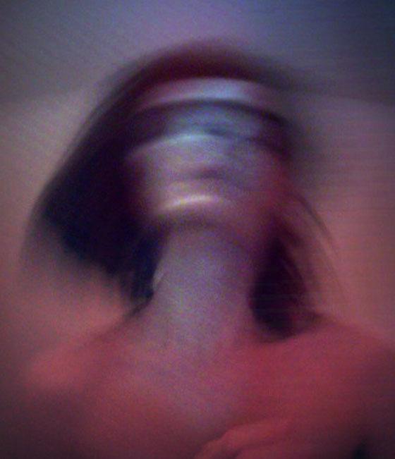 Experimental portrait by Joshua Hibbert