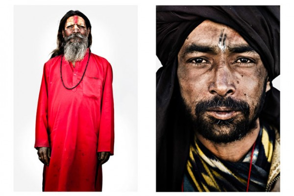 Portraiture of spirituality by Manuel Uebler