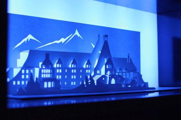 Kirigami paper art by Marc Hagan-Guirey