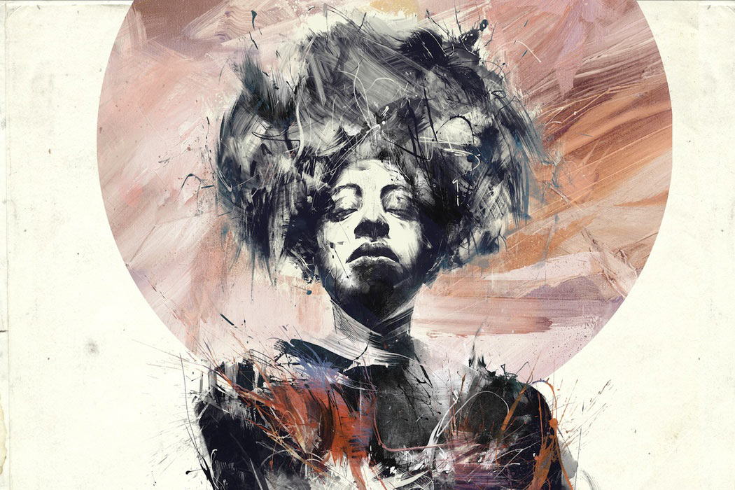 New works from Russ Mills AKA Byroglyphics
