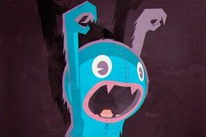 Children books illustrations by designer Brian Won
