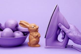 Funny and elegant art direction by Lernert and Sander