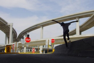 Urban Isolation, original skate video by Russell Houghten