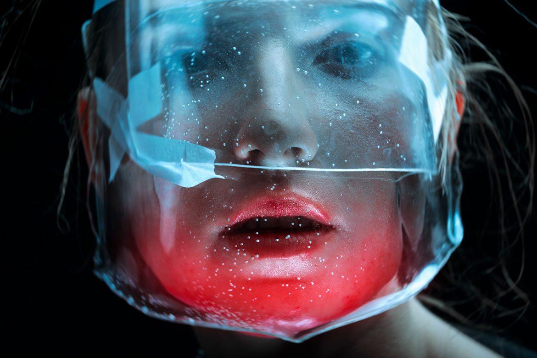 Digital collages by Alexander Berdin-Lazursky