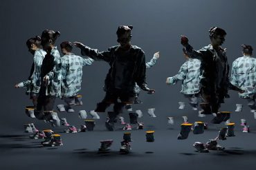 Motion and 3D effects by Kouhei Nakama