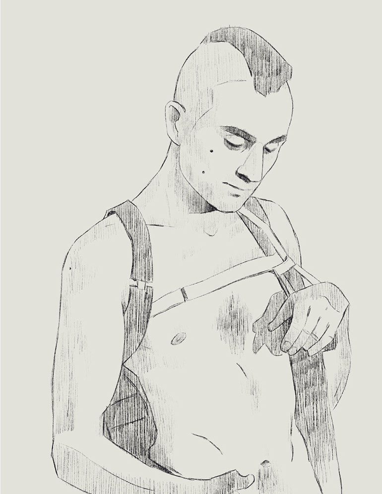 Illustrations by Dino Caruso Galvagno